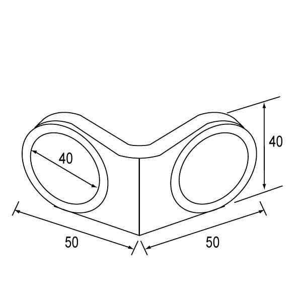 SS-1114 Glass Clip-1