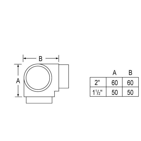 SS-338 Flush So Elbow-1